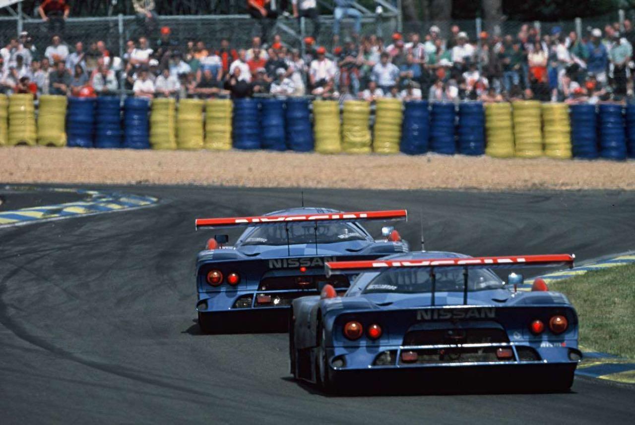 Nissan R390 GT1... La meilleure ! 13