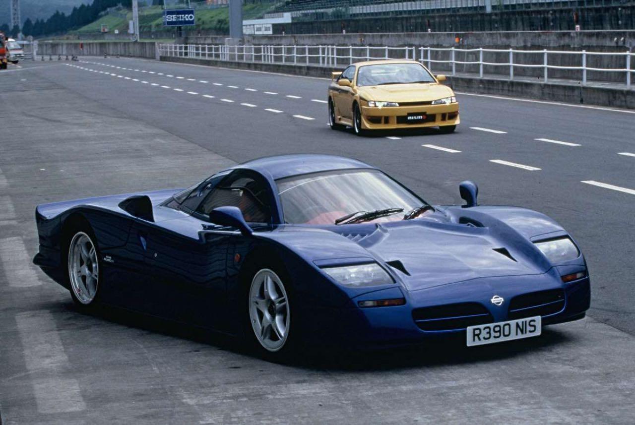 Nissan R390 GT1... La meilleure ! 1