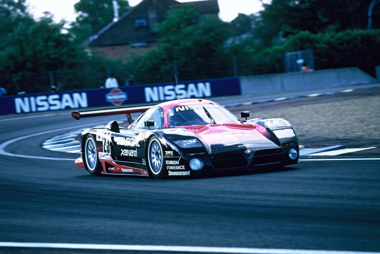 Nissan R390 GT1... La meilleure ! 5
