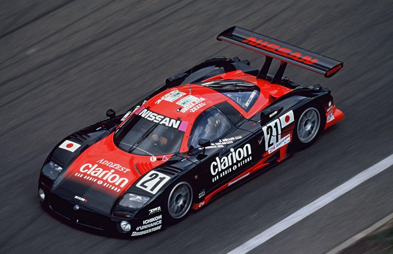 Nissan R390 GT1... La meilleure ! 18
