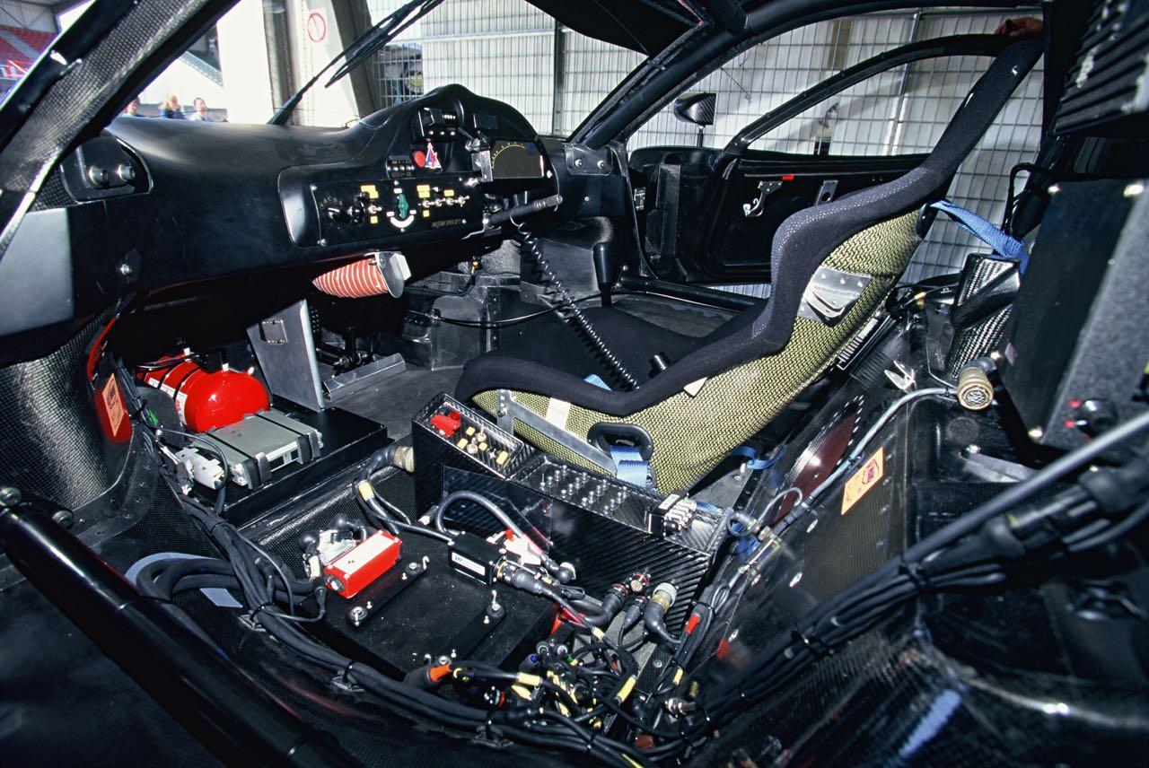 Nissan R390 GT1... La meilleure ! 11