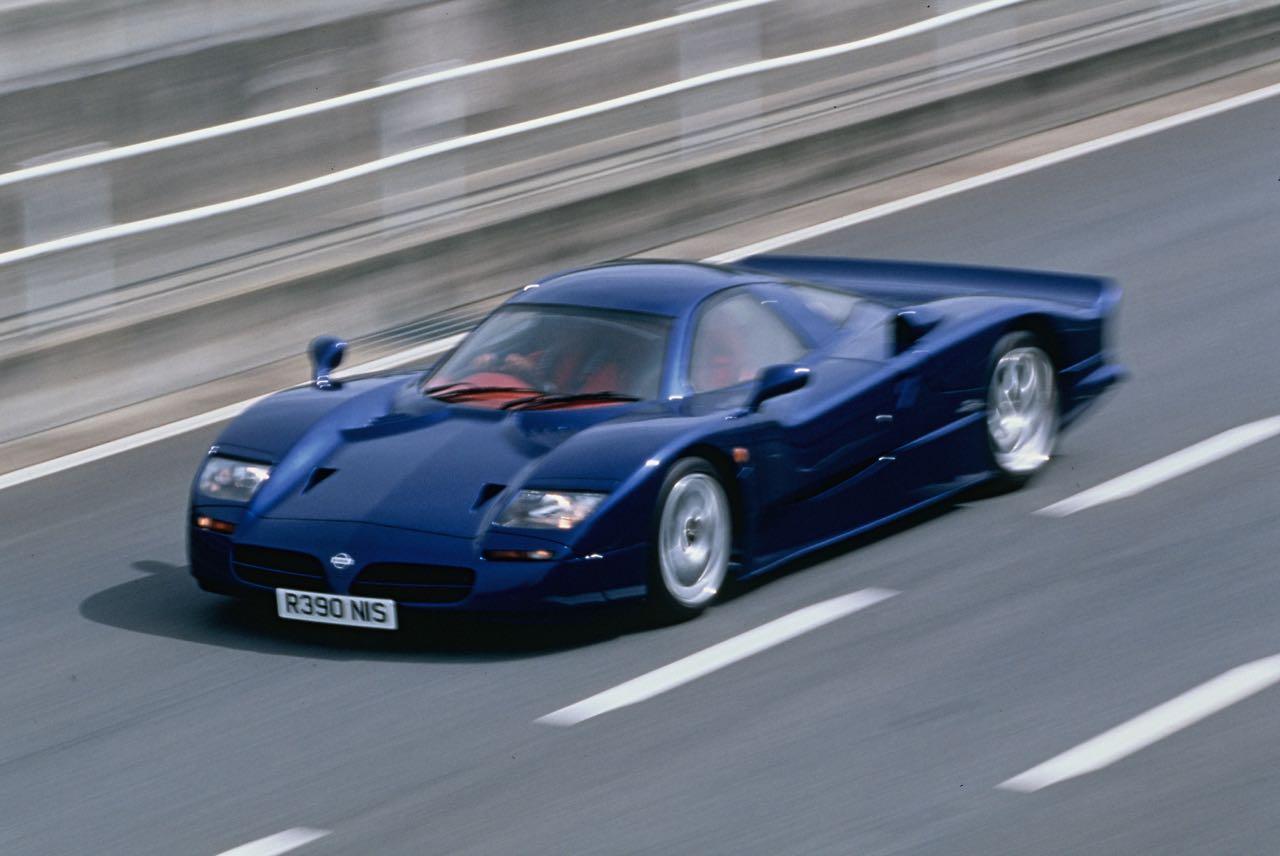 Nissan R390 GT1... La meilleure ! 12