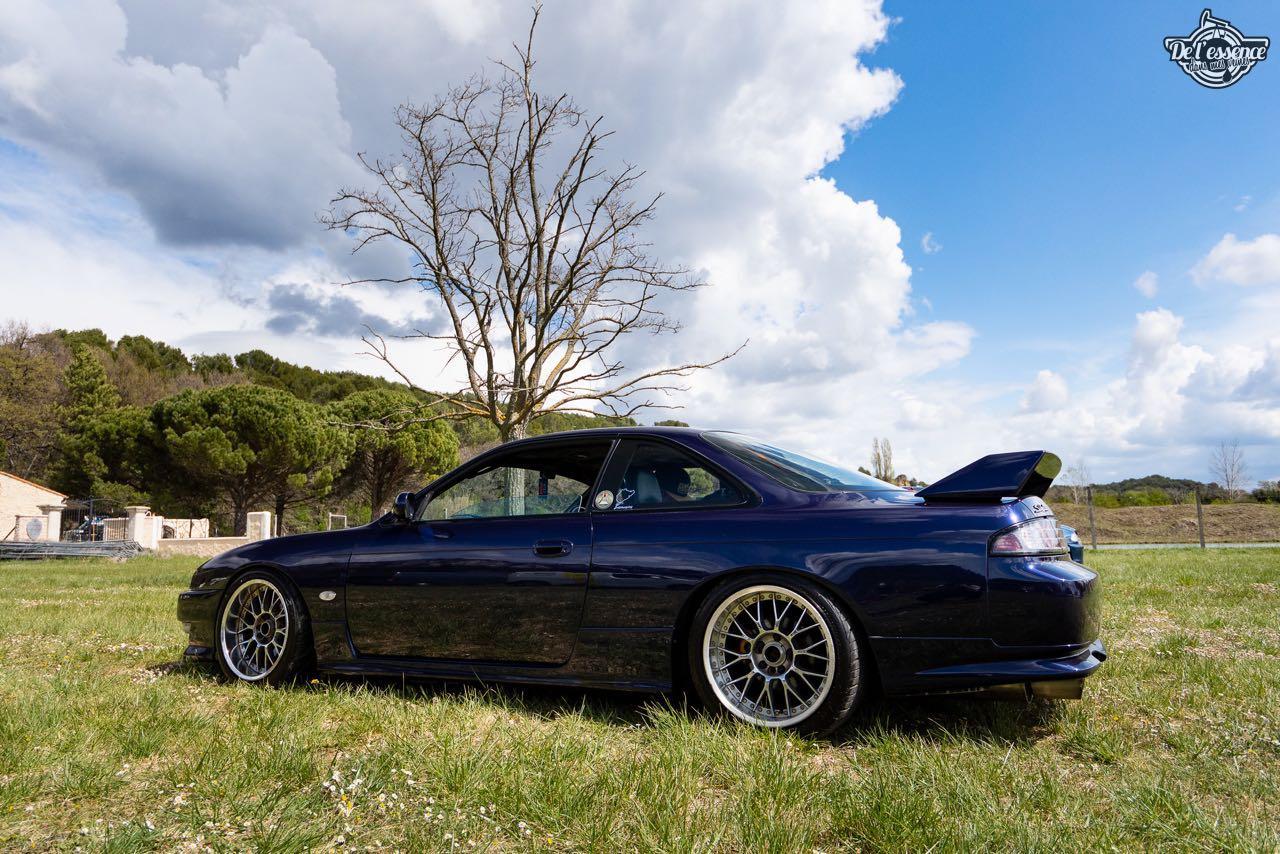 La Nissan Silvia S14 de Rémy ! 27