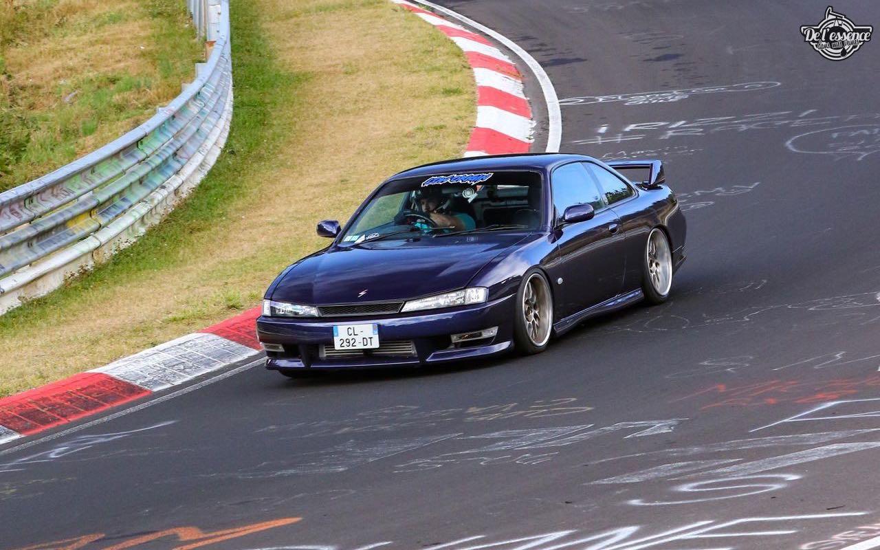 La Nissan Silvia S14 de Rémy ! 28