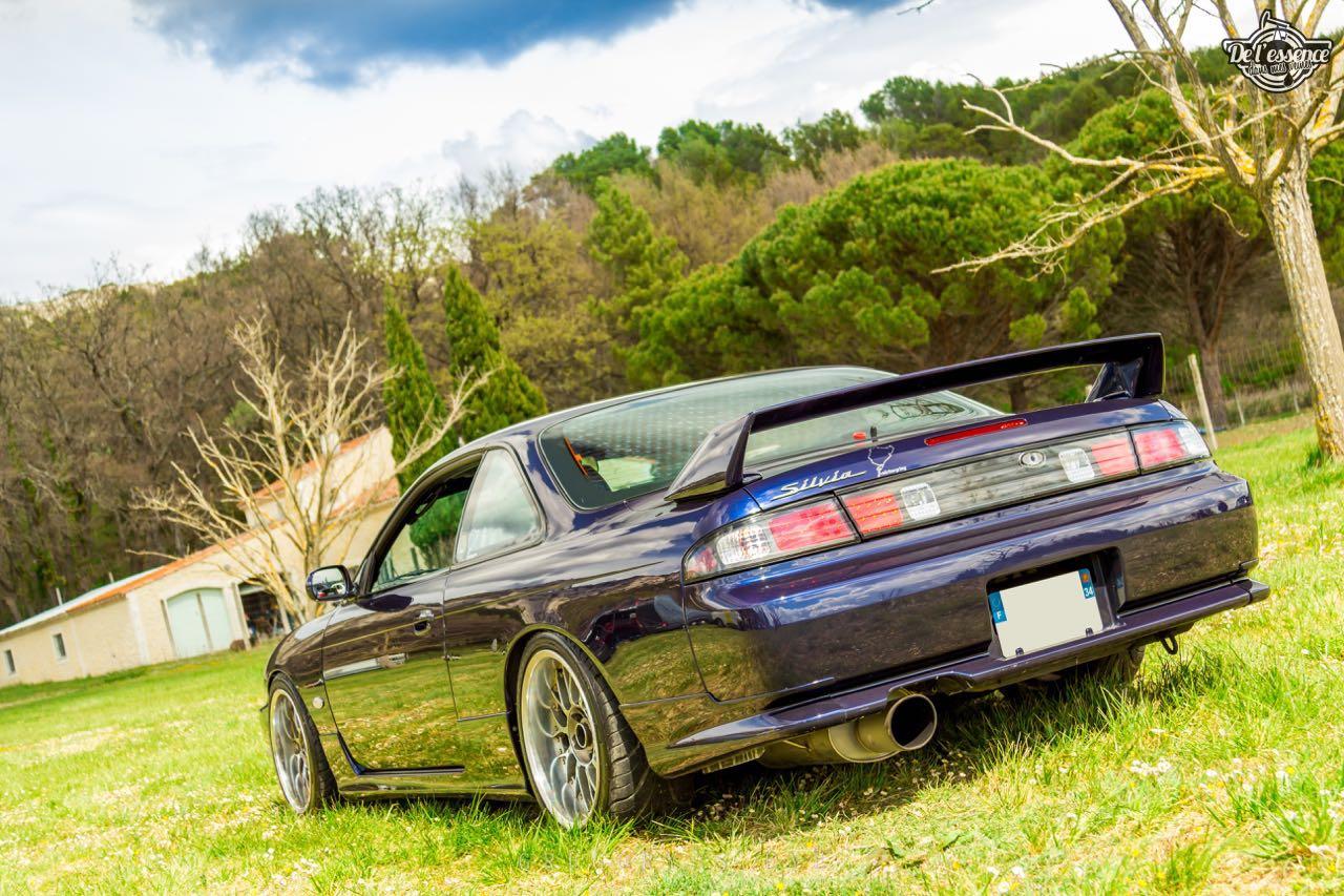 La Nissan Silvia S14 de Rémy ! 34