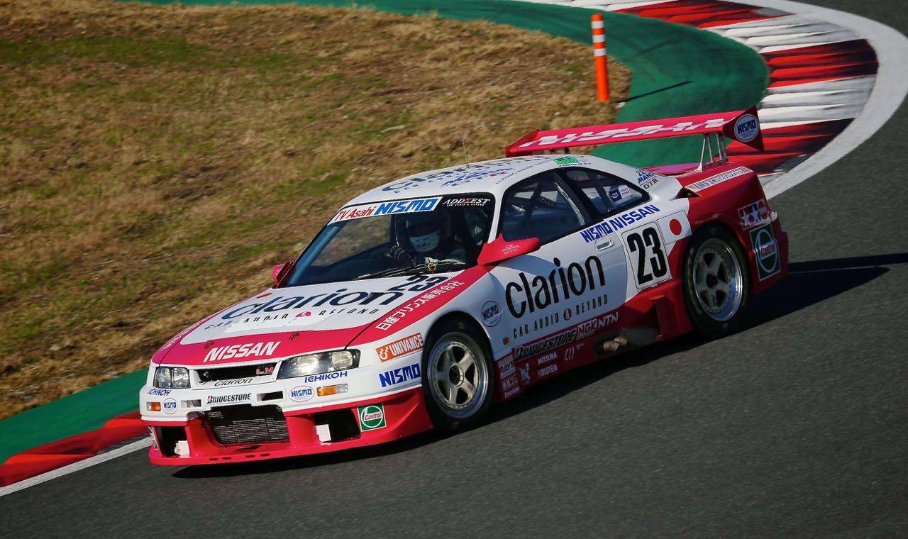 Nissan Skyline R33 LM... Quand Godzilla débarque dans la Sarthe ! 12