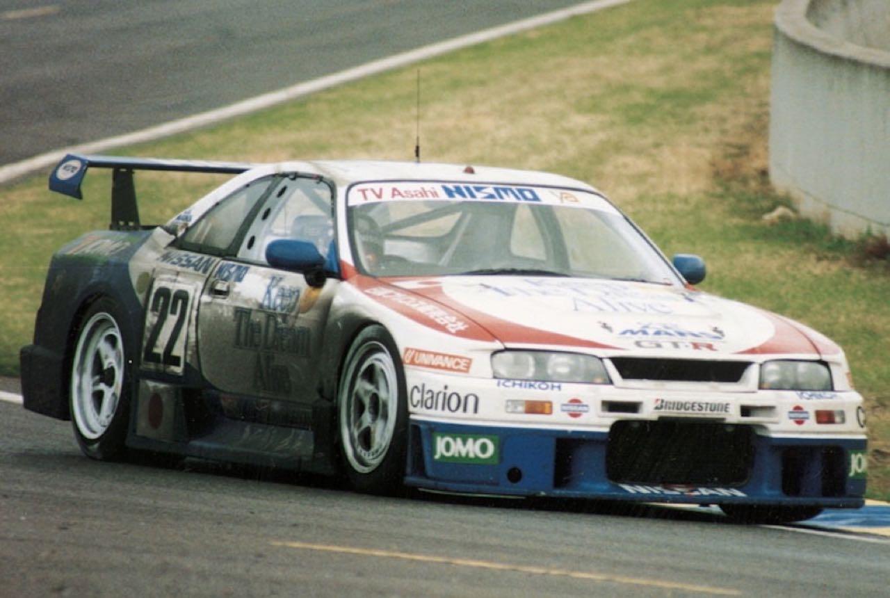 Nissan Skyline R33 LM... Quand Godzilla débarque dans la Sarthe ! 5