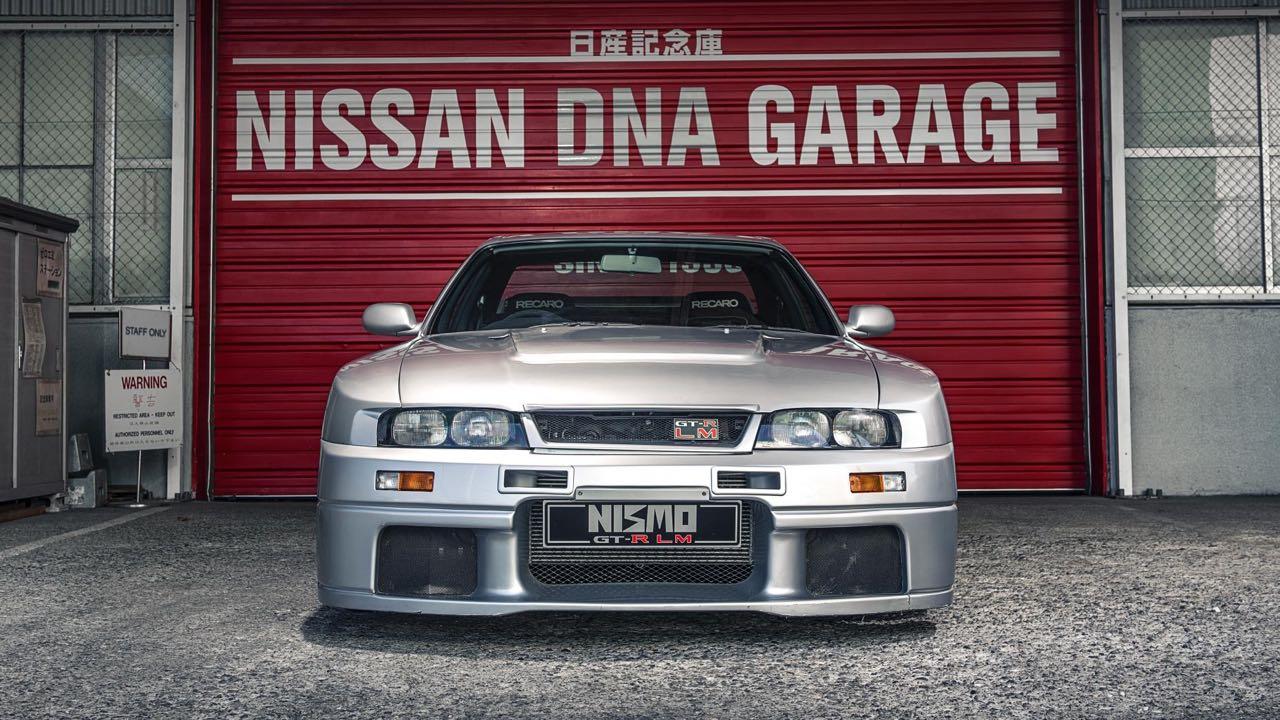 Nissan Skyline R33 LM... Quand Godzilla débarque dans la Sarthe ! 7