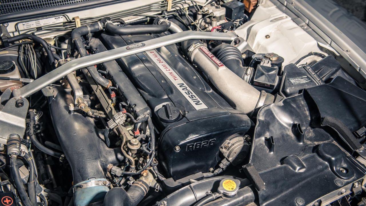 Nissan Skyline R33 LM... Quand Godzilla débarque dans la Sarthe ! 10