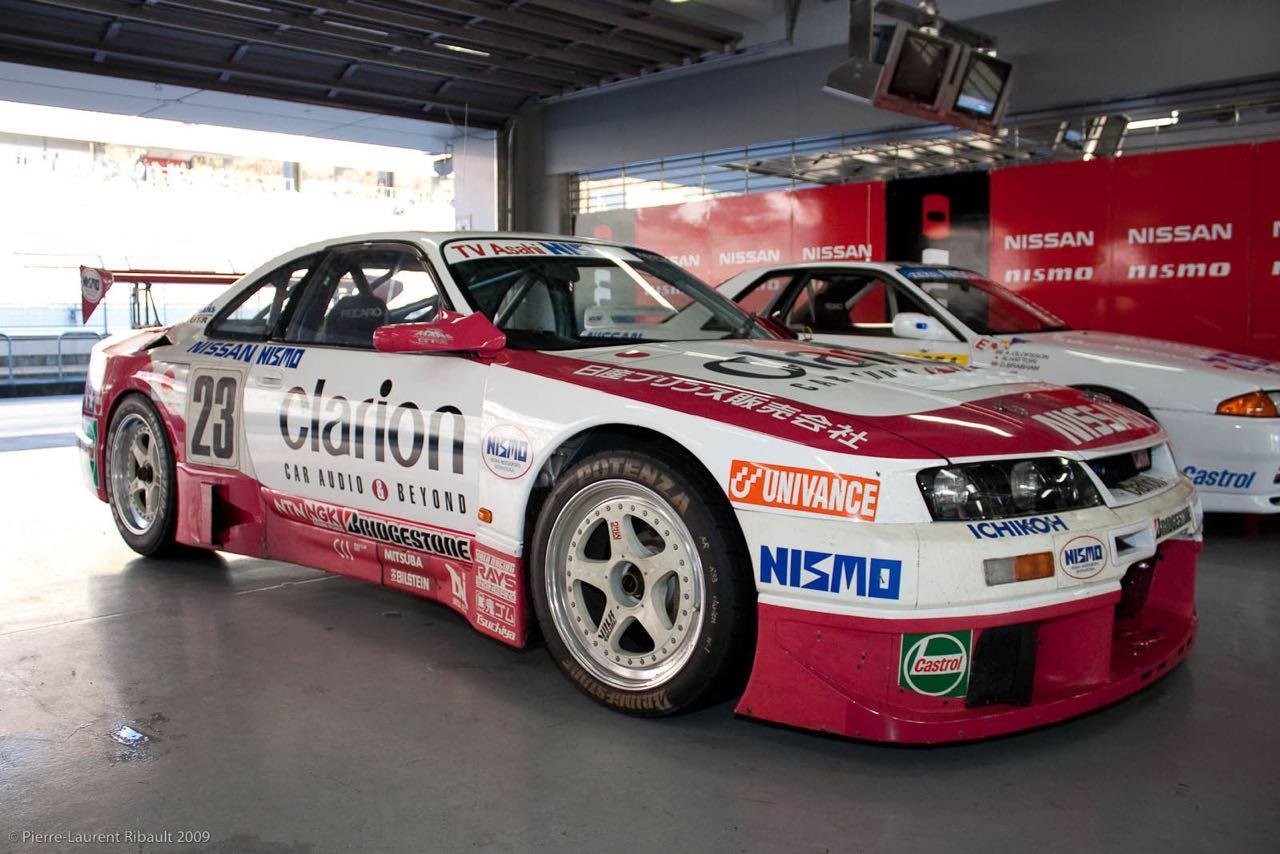 Nissan Skyline R33 LM... Quand Godzilla débarque dans la Sarthe ! 13