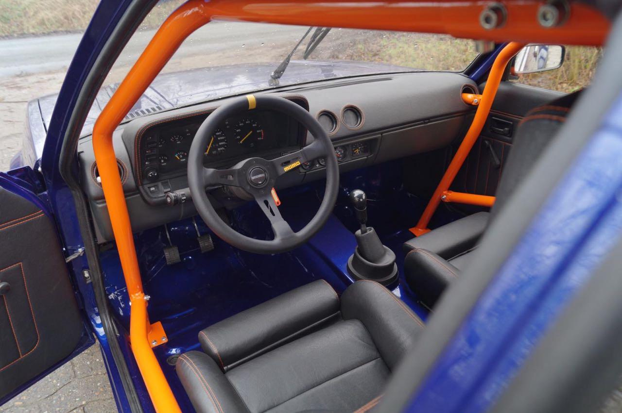 Opel Ascona... L6. Ca doit remuer du cul ! 4