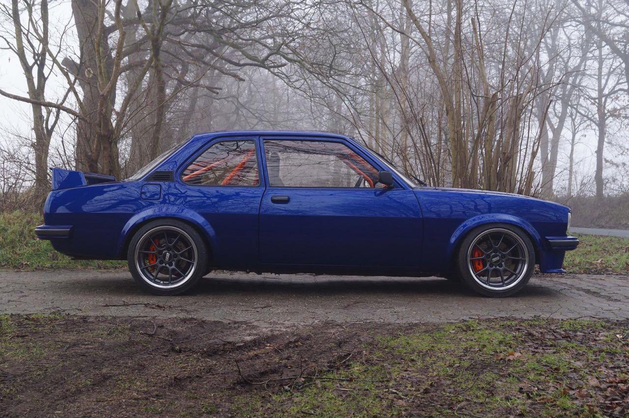 Opel Ascona... L6. Ca doit remuer du cul ! 2