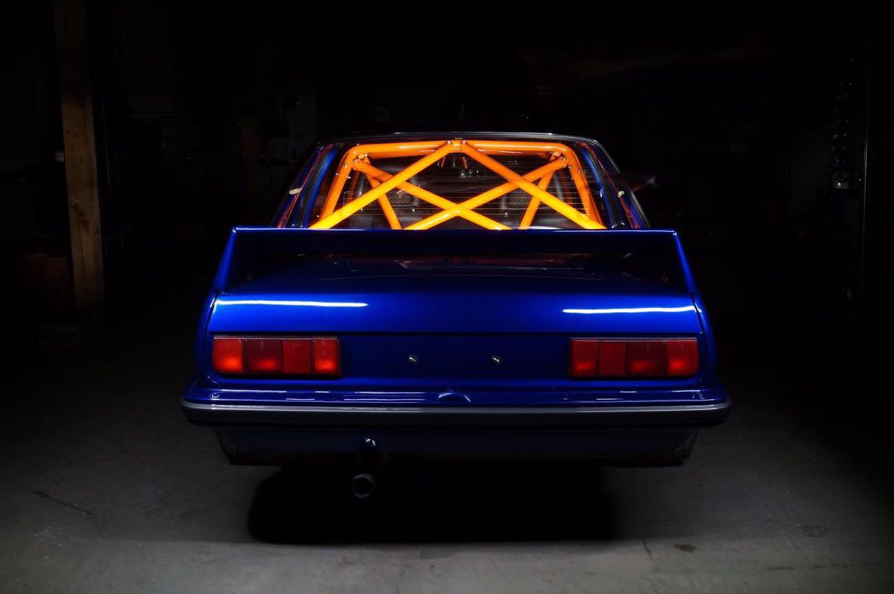 Opel Ascona... L6. Ca doit remuer du cul ! 8