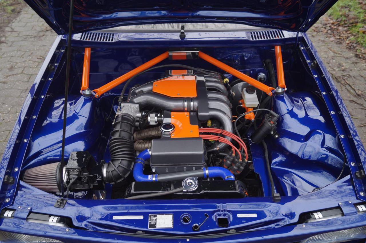 Opel Ascona... L6. Ca doit remuer du cul ! 6