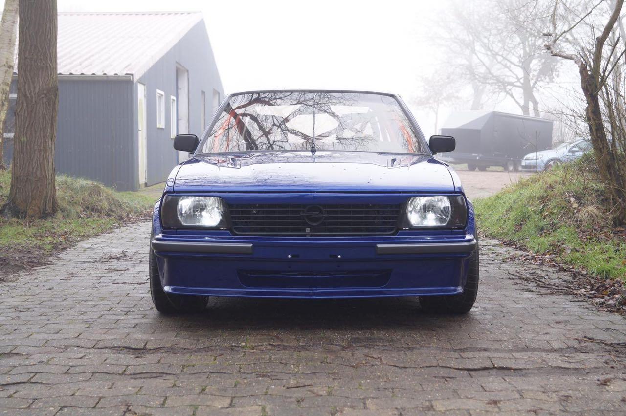 Opel Ascona... L6. Ca doit remuer du cul ! 7