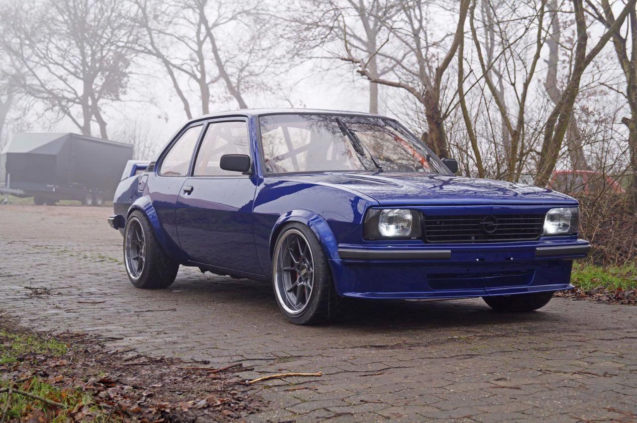 Opel Ascona... L6. Ca doit remuer du cul ! 1