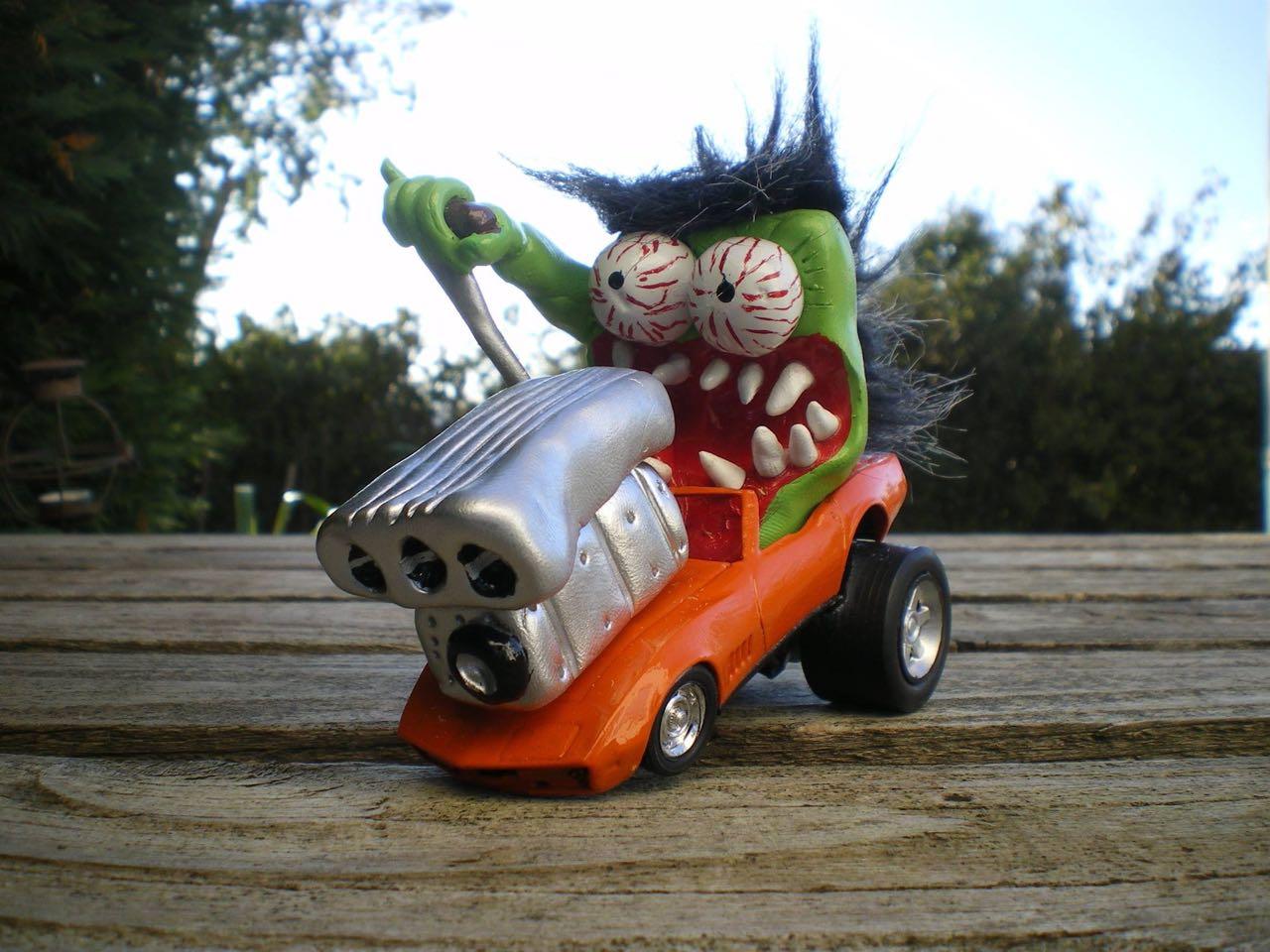 #Petrolhead : Funny Monsters - Délire ! 1