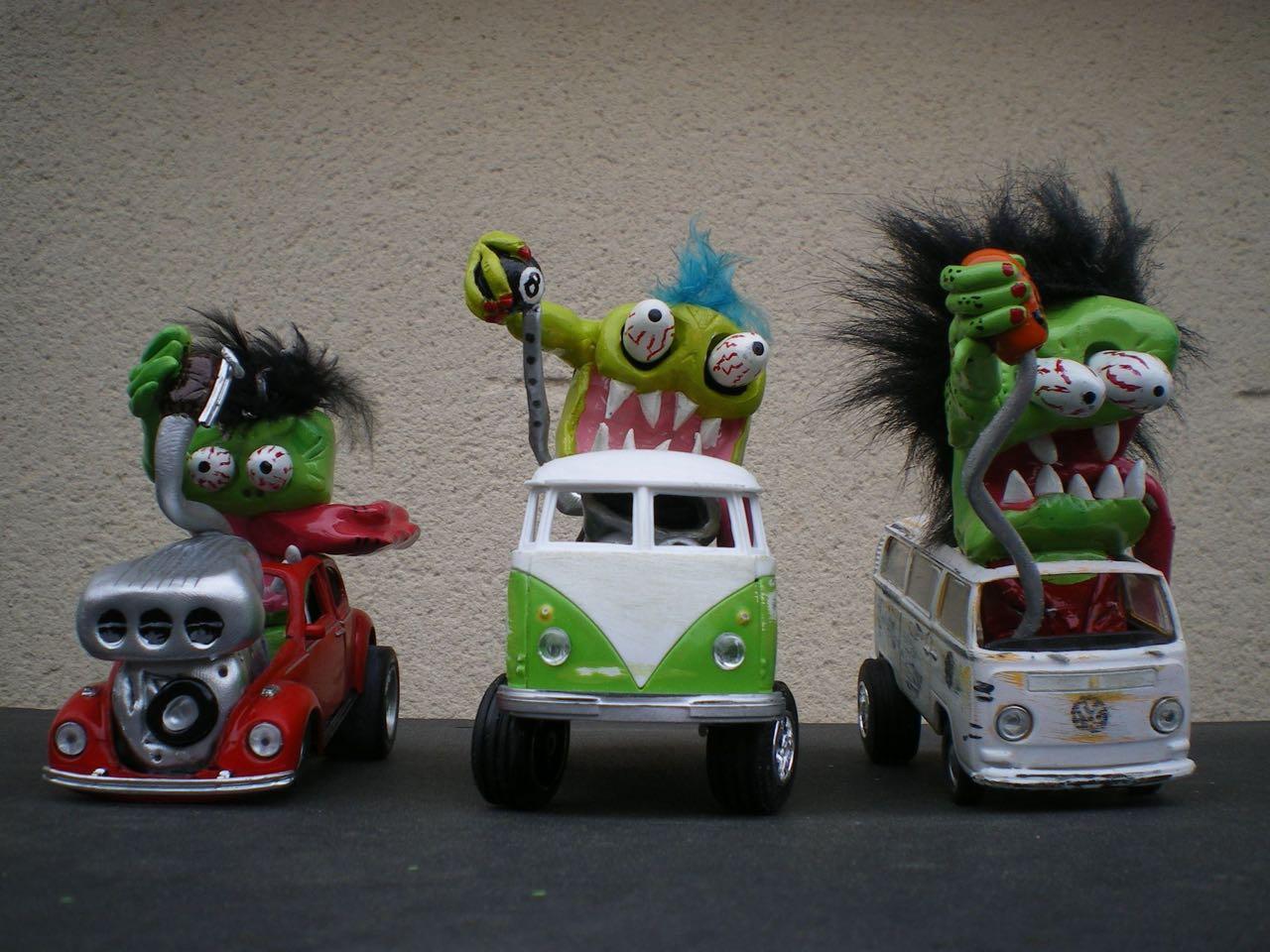 #Petrolhead : Funny Monsters - Délire ! 2