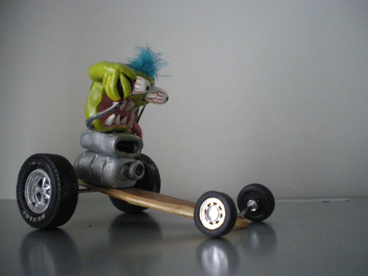 #Petrolhead : Funny Monsters - Délire ! 8