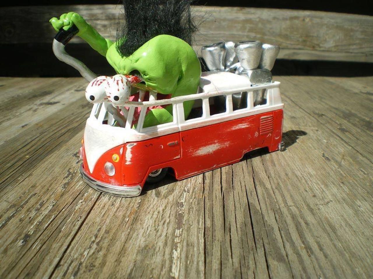 #Petrolhead : Funny Monsters - Délire ! 12