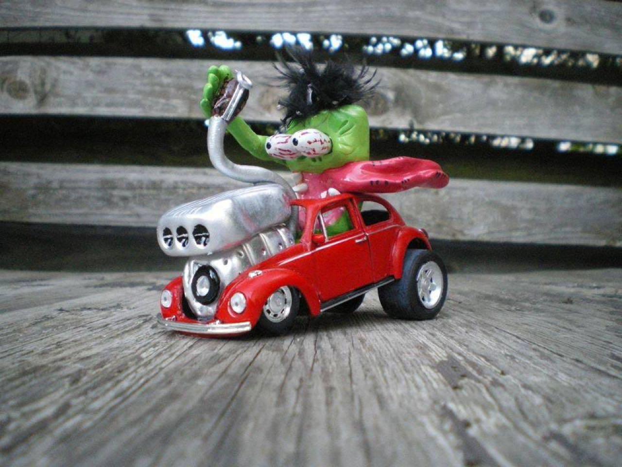 #Petrolhead : Funny Monsters - Délire ! 3