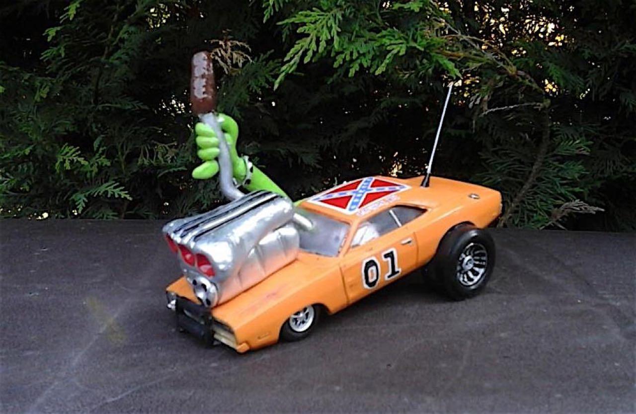 #Petrolhead : Funny Monsters - Délire ! 7