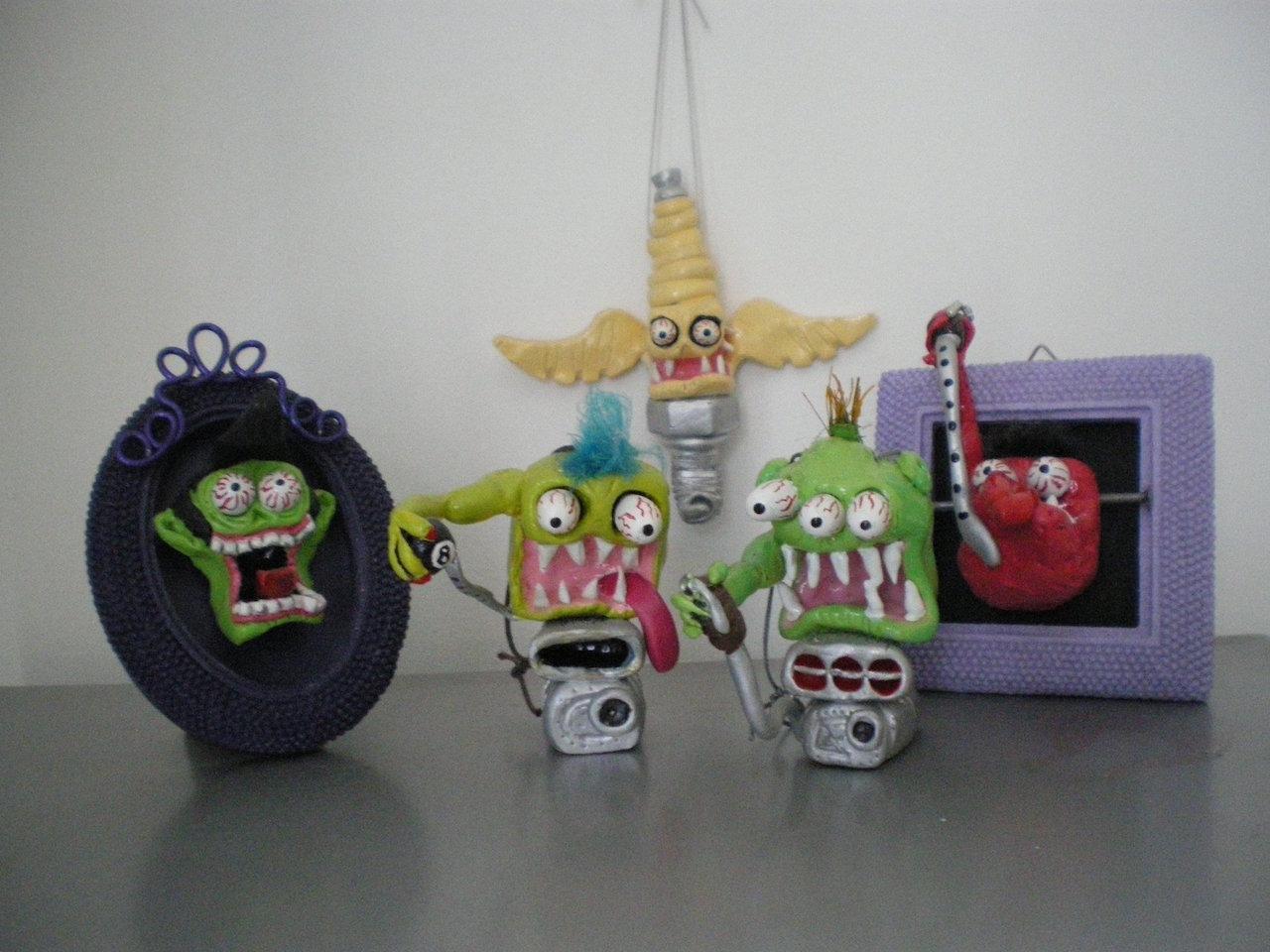 #Petrolhead : Funny Monsters - Délire ! 13
