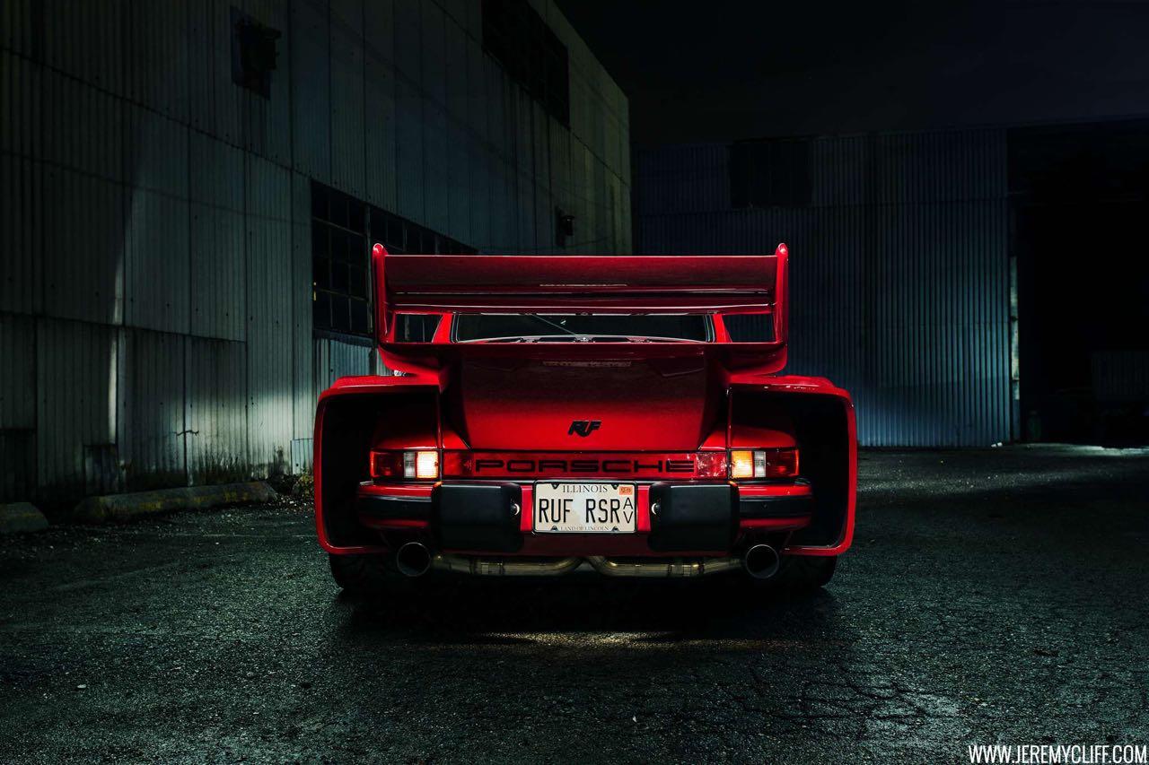 Porsche 911 Ruf BTR ... 700 ch pour le diable ! 49