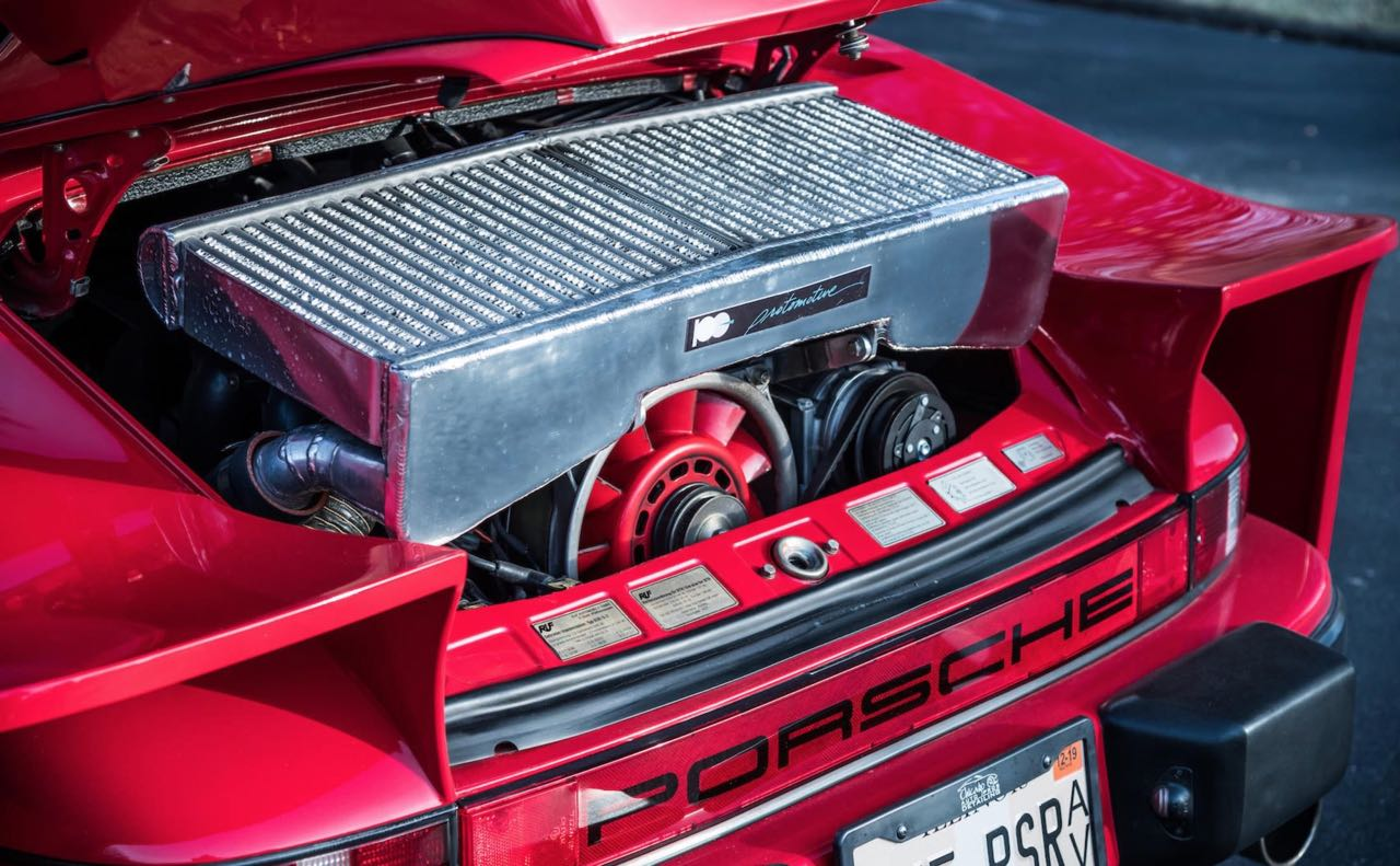 Porsche 911 Ruf BTR ... 700 ch pour le diable ! 44