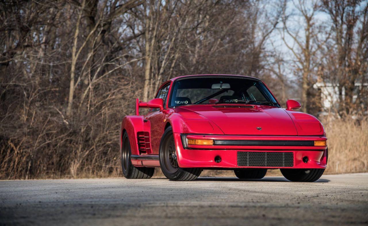 Porsche 911 Ruf BTR ... 700 ch pour le diable ! 46