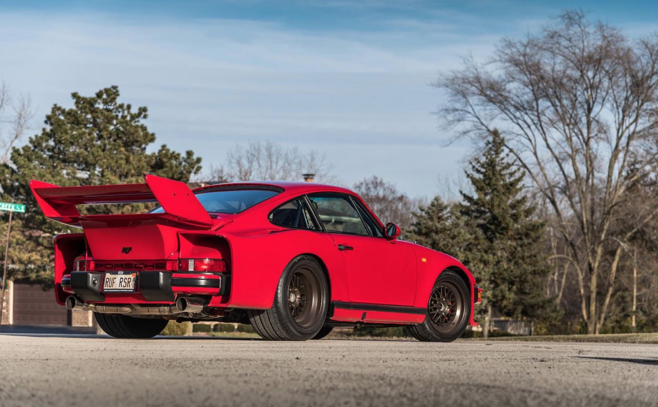 Porsche 911 Ruf BTR ... 700 ch pour le diable ! 36