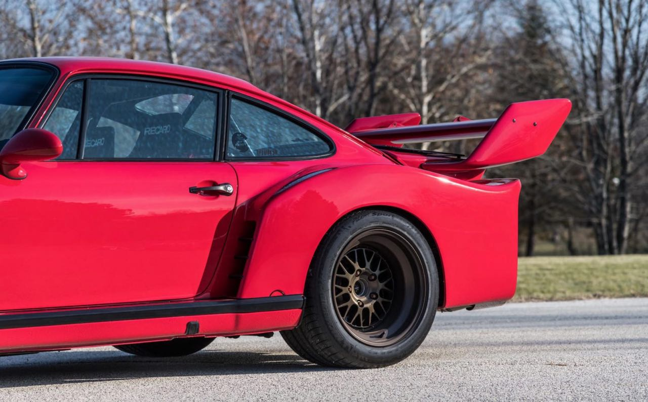 Porsche 911 Ruf BTR ... 700 ch pour le diable ! 37
