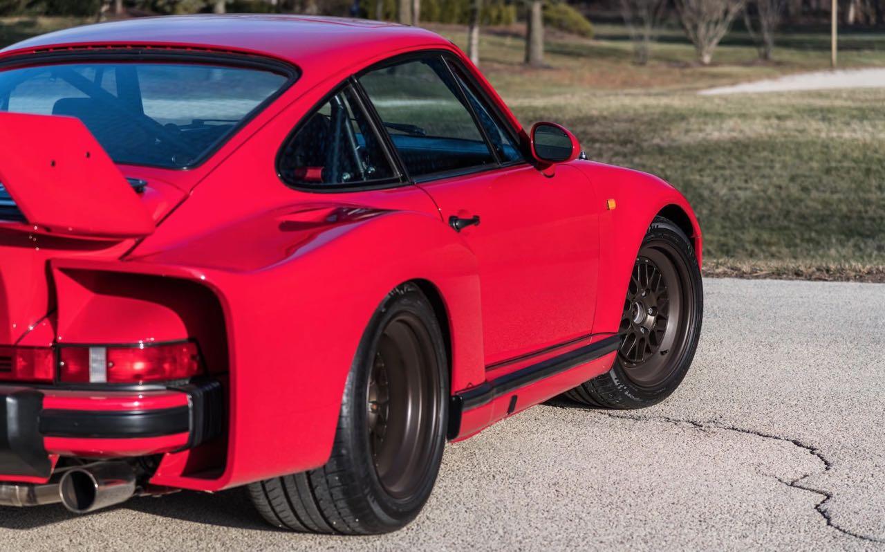 Porsche 911 Ruf BTR ... 700 ch pour le diable ! 43