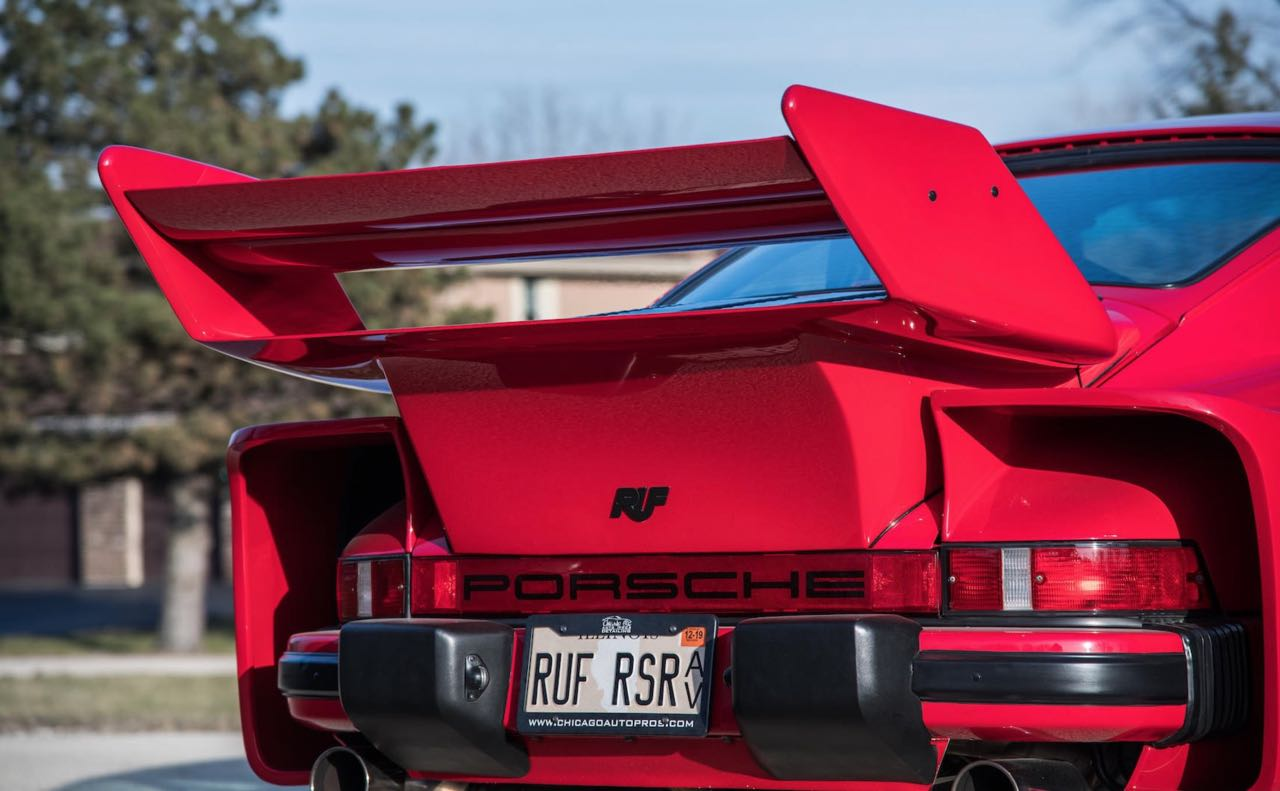 Porsche 911 Ruf BTR ... 700 ch pour le diable ! 38