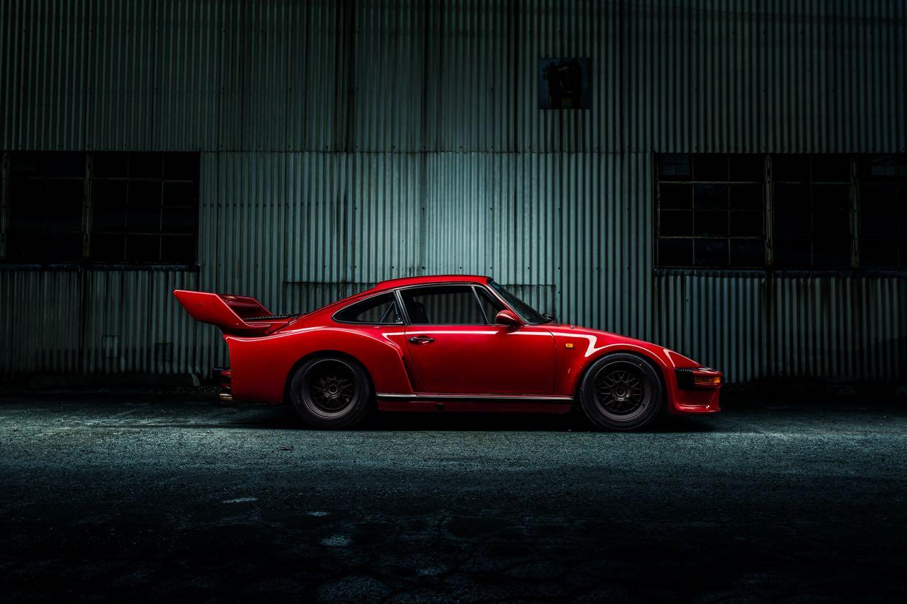 Porsche 911 Ruf BTR ... 700 ch pour le diable ! 41