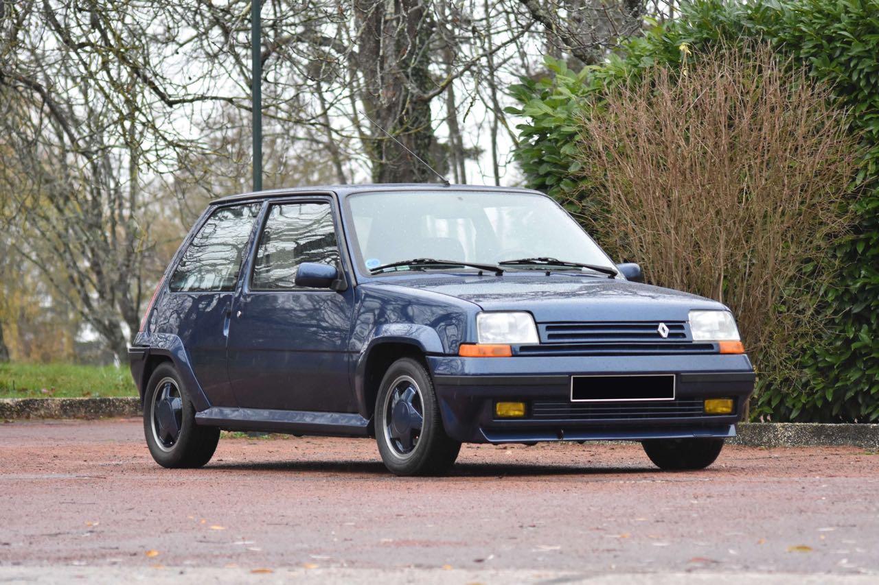 R5 GT Turbo Alain Oreille... Collector ! 10