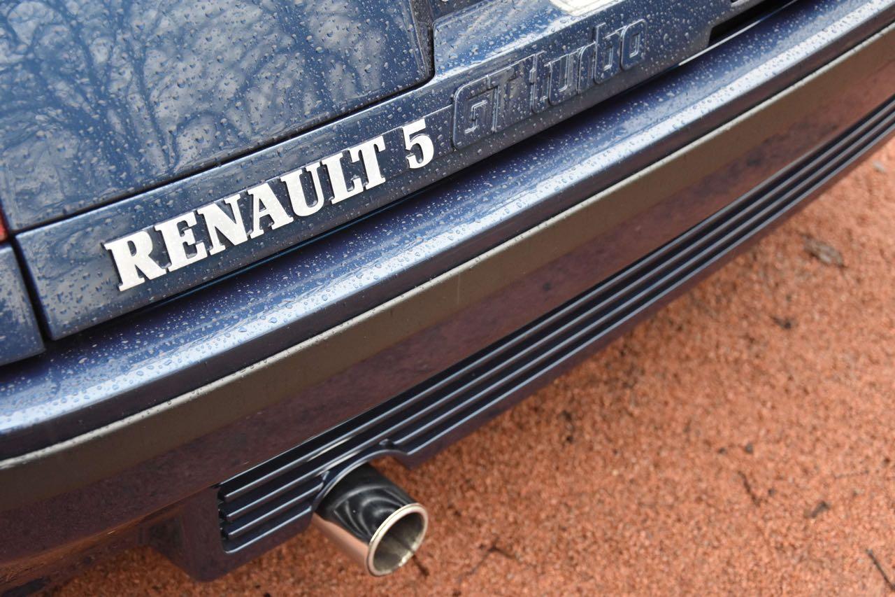 R5 GT Turbo Alain Oreille... Collector ! 6