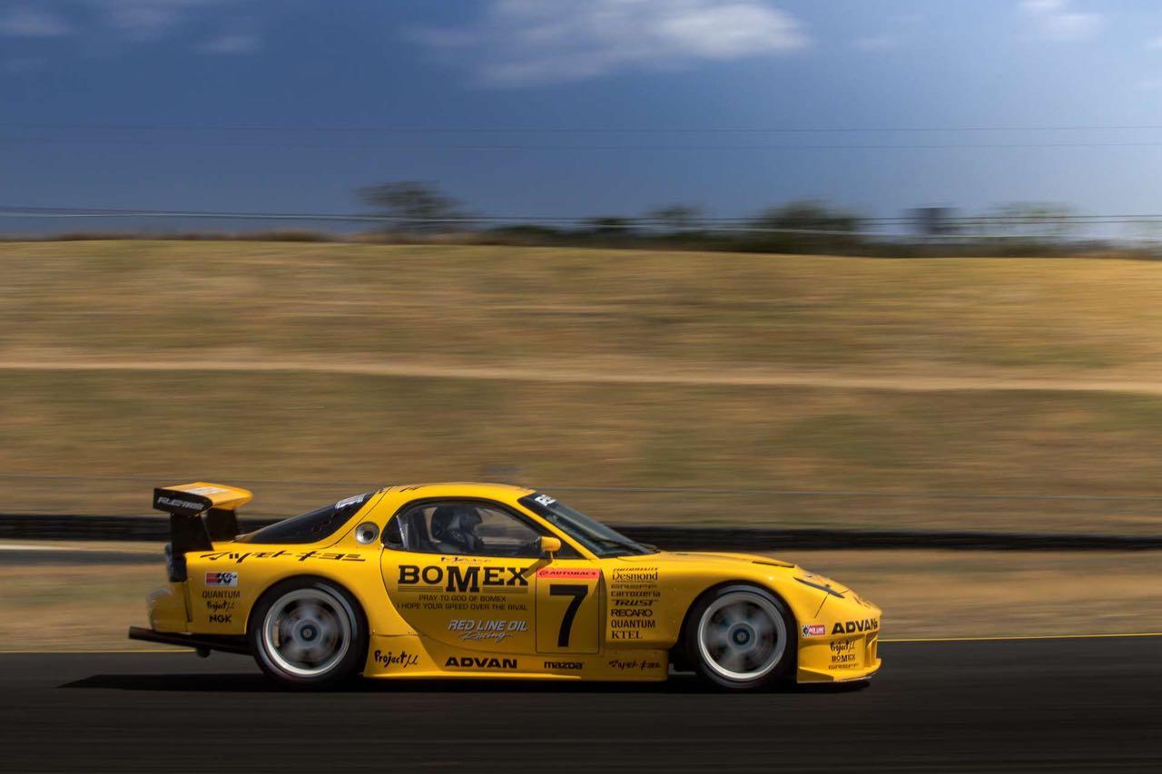 Engine Sound : Re Amemiya Mazda RX7 GT300... Gran Turismo Legend 1
