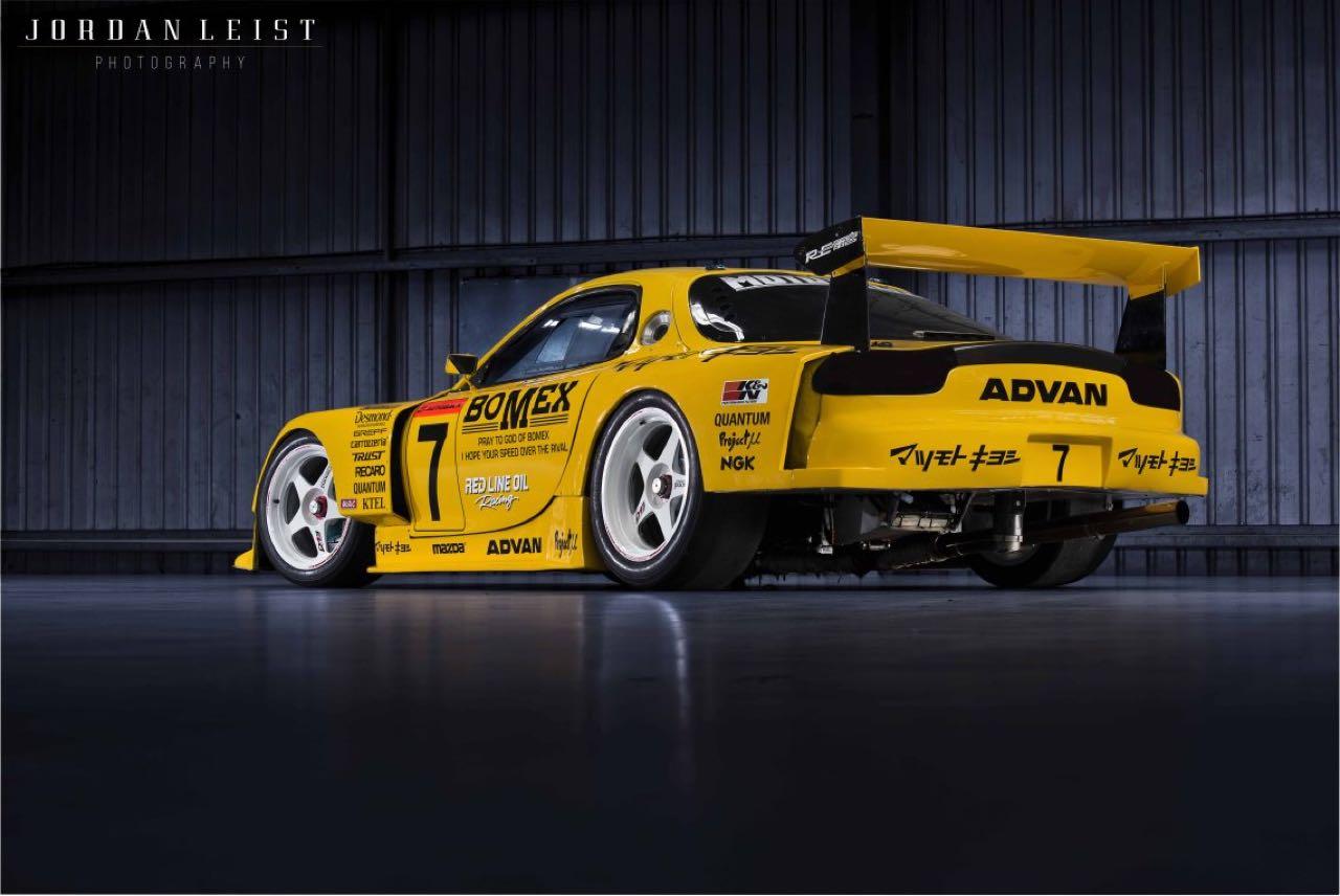 Engine Sound : Re Amemiya Mazda RX7 GT300... Gran Turismo Legend 6