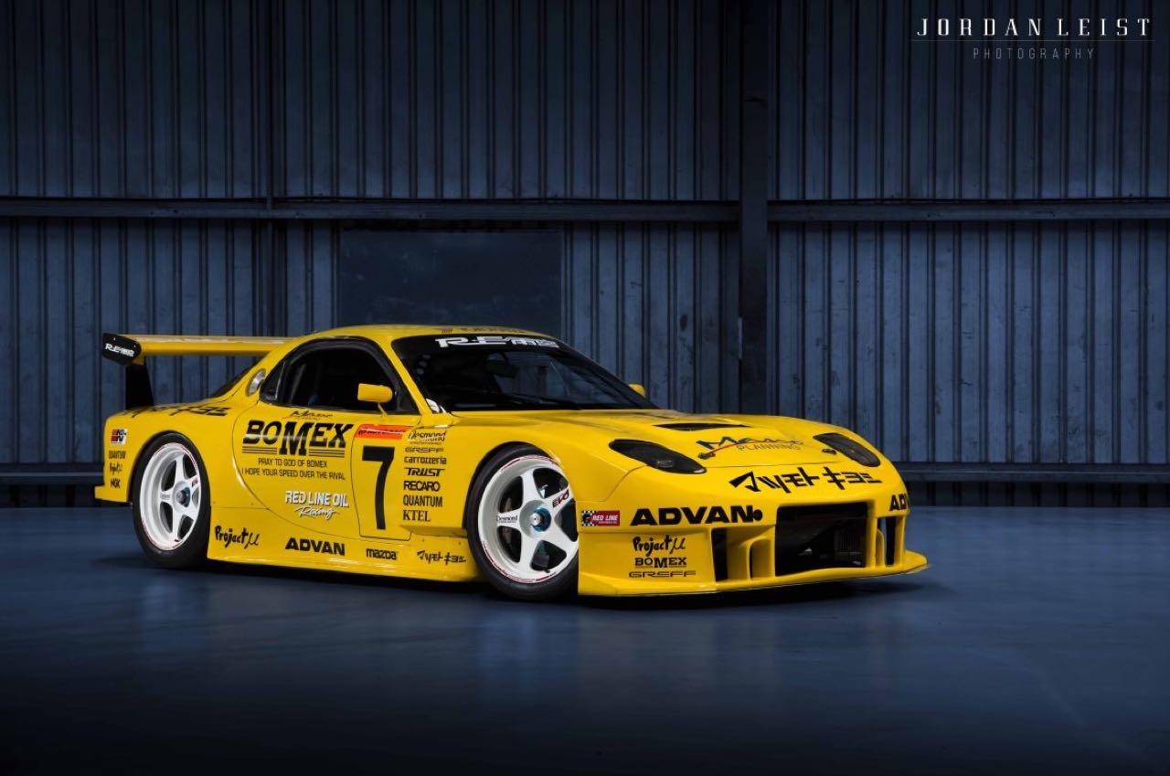 Engine Sound : Re Amemiya Mazda RX7 GT300... Gran Turismo Legend 4