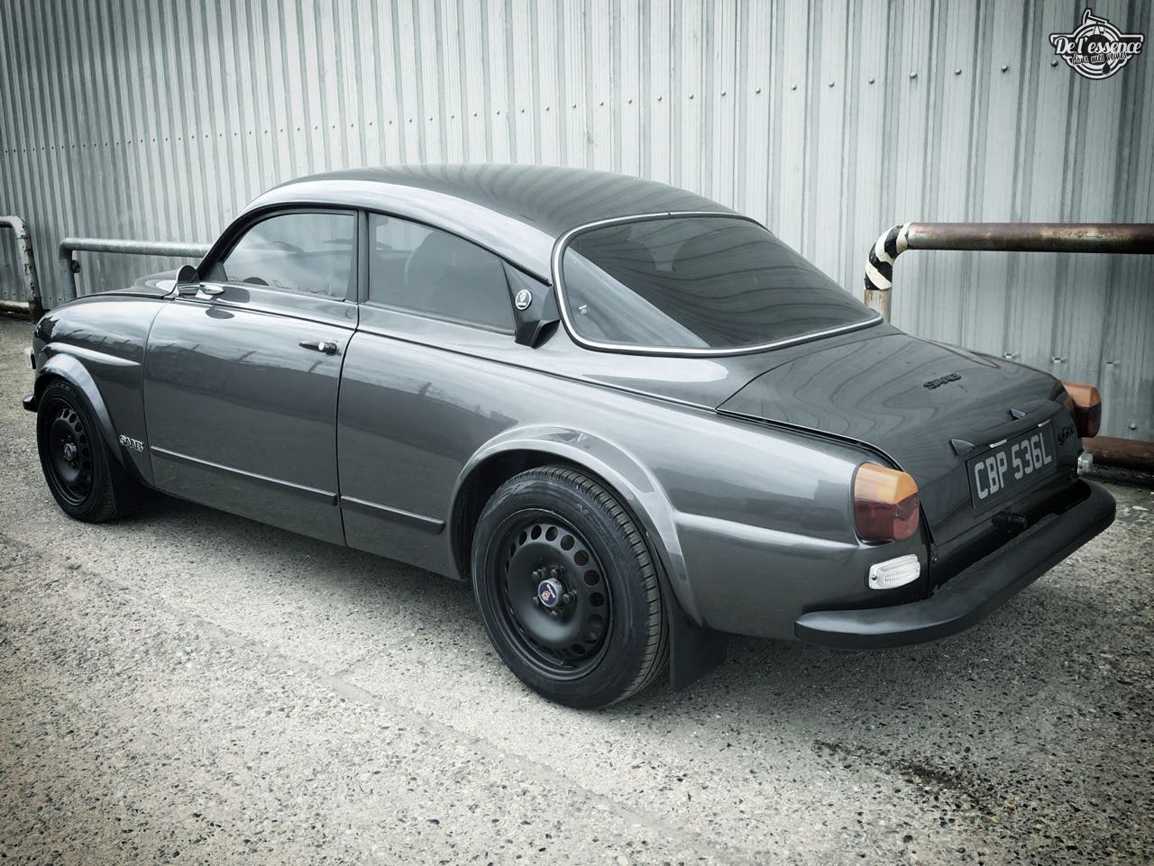 Saab 96 V4 by Neobros - From Sweden to UK ! 8