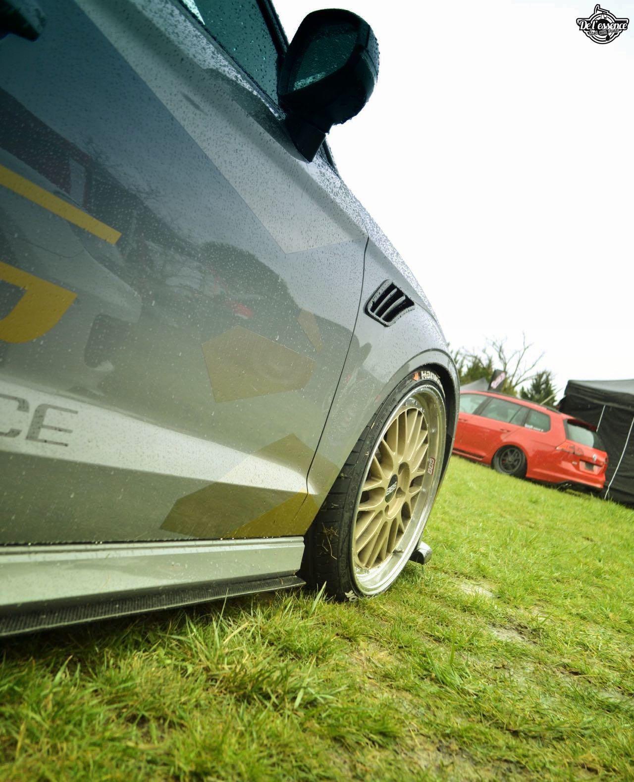 JC's Audi RS3... Une histoire à 5 pattes ! 1