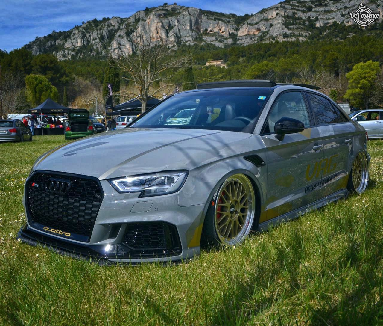 JC's Audi RS3... Une histoire à 5 pattes ! 2
