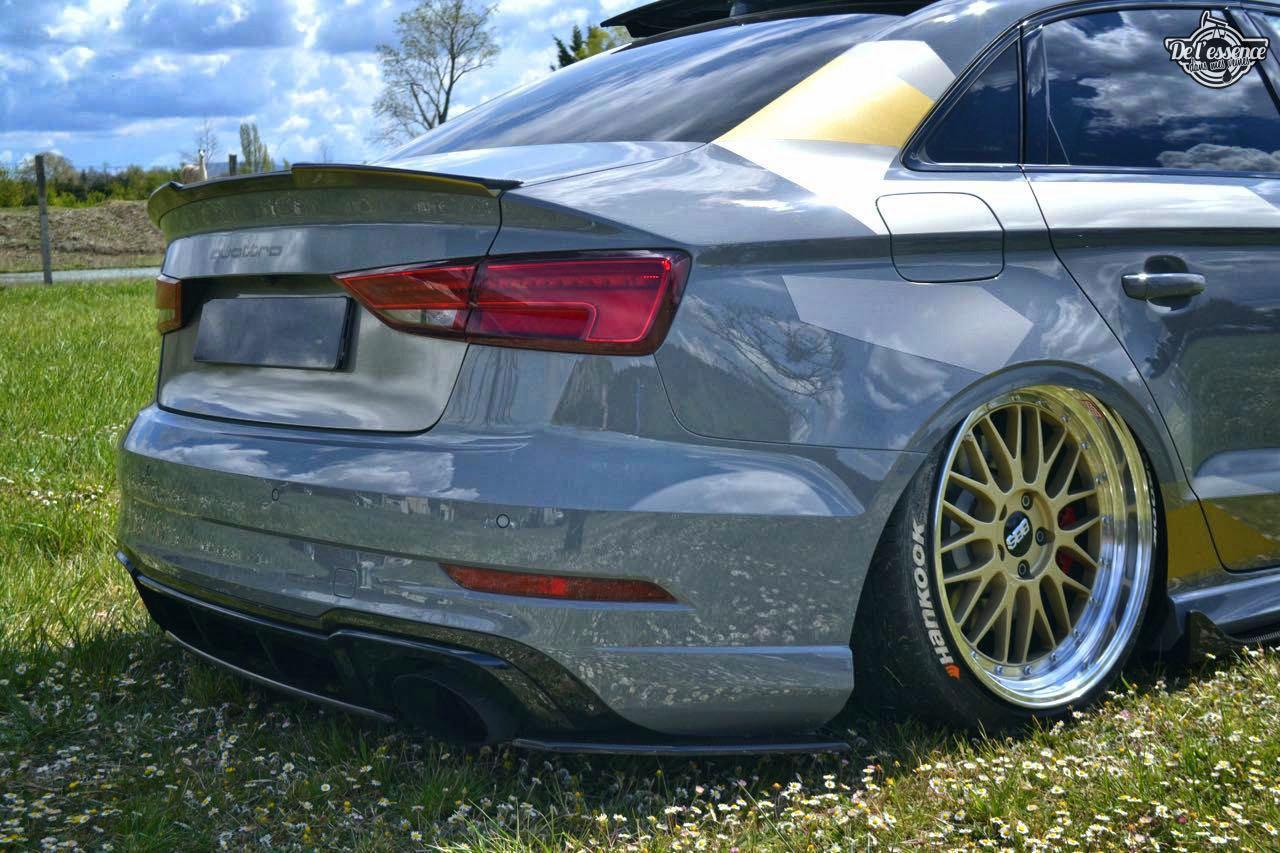 JC's Audi RS3... Une histoire à 5 pattes ! 5