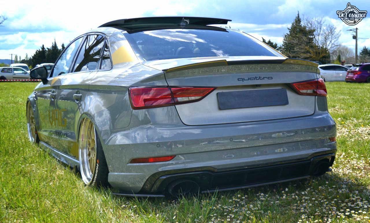 JC's Audi RS3... Une histoire à 5 pattes ! 6