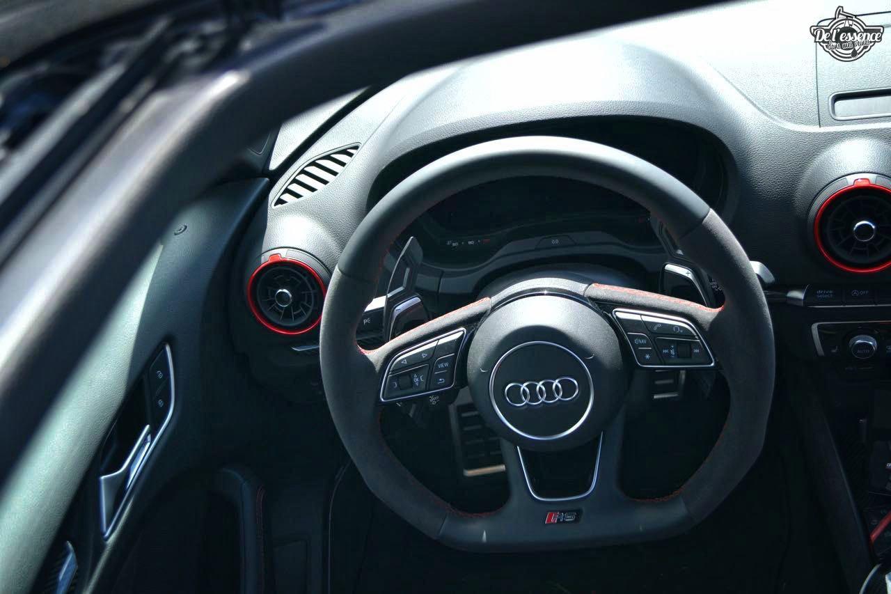 JC's Audi RS3... Une histoire à 5 pattes ! 24