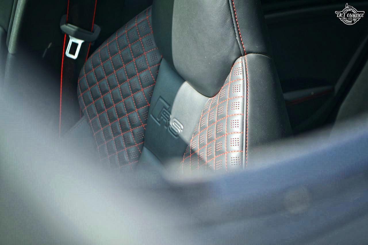 JC's Audi RS3... Une histoire à 5 pattes ! 21
