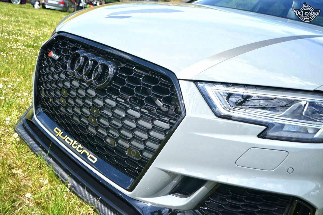 JC's Audi RS3... Une histoire à 5 pattes ! 13