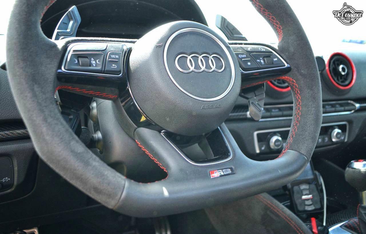JC's Audi RS3... Une histoire à 5 pattes ! 23