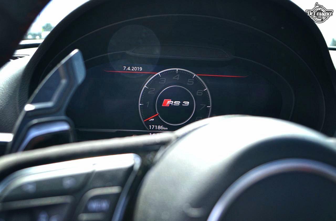 JC's Audi RS3... Une histoire à 5 pattes ! 22